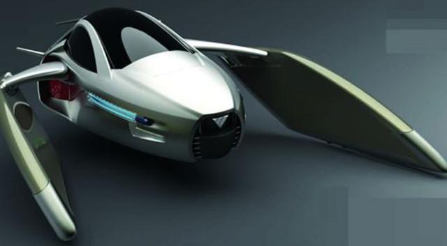 news automoto yee la voiture volante virtuelle venue de chine mytf1. Black Bedroom Furniture Sets. Home Design Ideas