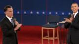 Audience en (légère) baisse pour Obama et Romney