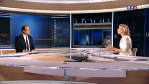 François Hollande sur TF1 : l'interview intégrale