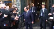 """Hollande à Lille : """"C'est toujours agréable d'être avec Martine Aubry"""""""