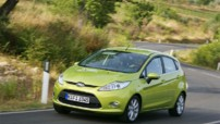 Photo 20 : Essai Ford Fiesta 1.6 TDCi : que la fte commence !