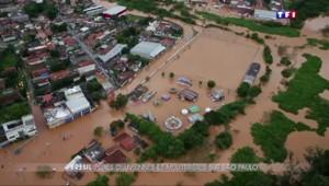 Au Brésil, 19 morts dans des pluies diluviennes à Sao Paulo