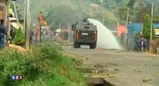 Burundi : quatre manifestants tués par la police