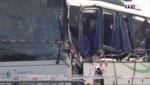 Charente-Maritime : un accident de car scolaire provoque la mort de 6 adolescents