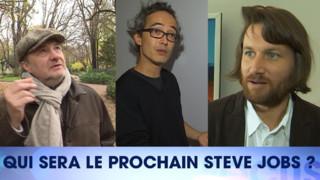 Focus spécial COP 21 : Lequel de ces trois hommes sera le prochain Steve Jobs ?