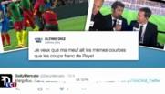France-Cameroun : pour sa première sur TF1, Grégoire Margotton fait l'unanimité