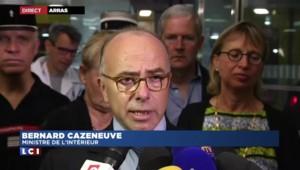 Fusillade dans un Thalys : Cazeneuve appelle à la prudence