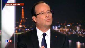 """Hollande: Arnault """"aurait dû mesurer"""" ce que signifie demander une autre nationalité"""