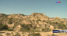 Le 20 heures du 2 août 2015 : Les Monegros, le désert européen - 2366