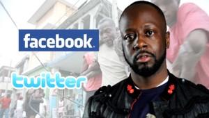 Le chanteur Wyclef Jean a lancé un appel pour les dons pour Haïti (montage)