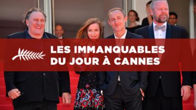 Les Immanquables du 22 mai à Cannes