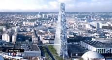 Paris : les élus donnent leur feu vert pour la construction de la tour Triangle