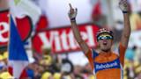 Tour de France : Sanchez évite les clous et remporte la 14e étape...