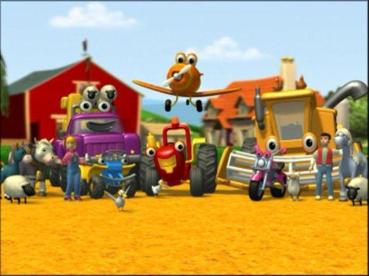 Figurine tracteur tom - Tracteure tom ...