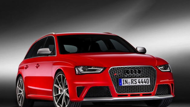 Audi RS4 Avant 2012