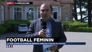Coupe du monde de foot féminin : la préparation commence pour les Françaises