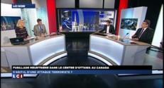 """Deux soldats tués au Canada : """"On s'attaque à un symbole"""""""