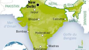 Dharamsala en Inde