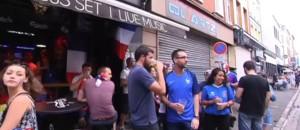 Euro 2016 : à Lille, les supporters sont prêts pour la finale