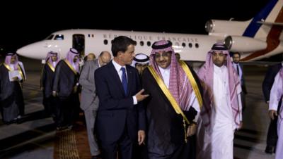 La France annonce des contrats de 10 milliards d'euros avec l'Arabie Saoudite