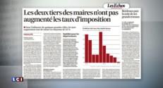 La revue de presse du 5 mai : 7 personnes du 10 préféreraient Valls à Hollande pour 2017