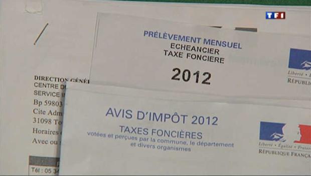 Les impôts