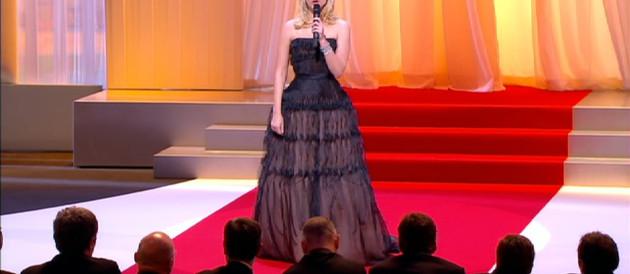 Mélanie Laurent Festival Cannes 2011