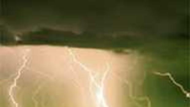 meteo orage eclair