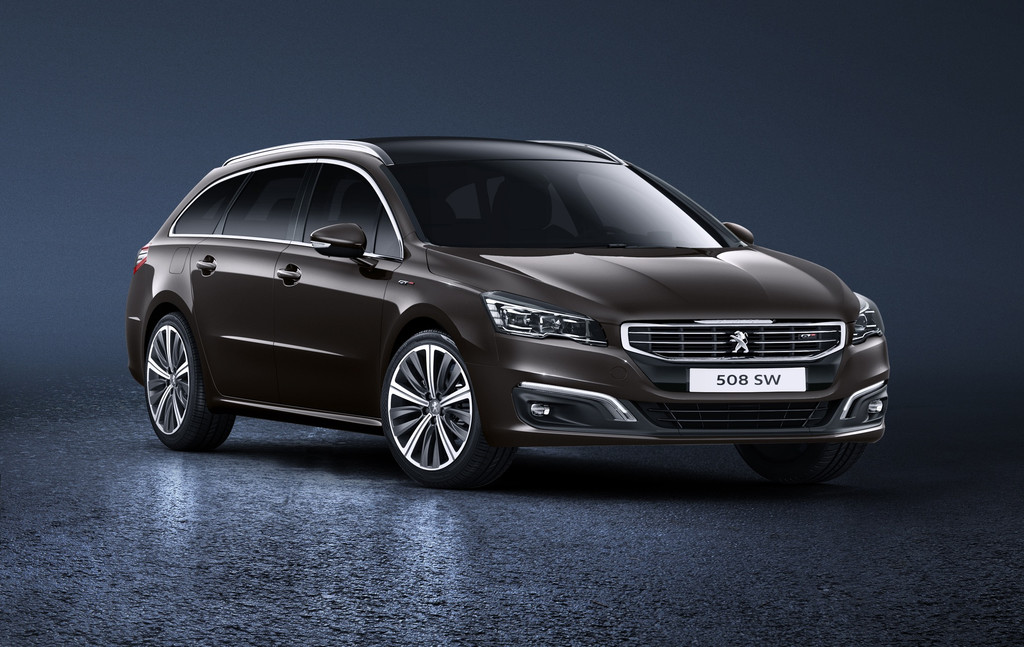 autojm vous fait d couvrir la nouvelle peugeot 508. Black Bedroom Furniture Sets. Home Design Ideas
