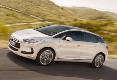 Photo 1 : DS5 EXECUTIVE - 2011