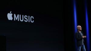 Présentation d'Apple Music, 8/6/15