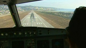 TF1-LCI Dans le cockpit d'un avion