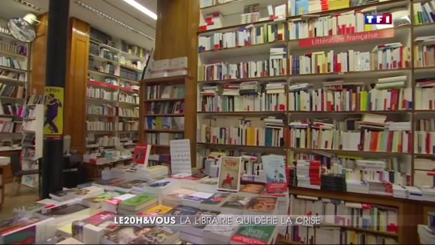 Bordeaux : Mollat, la plus grande librairie de France, une sorte de caverne d'Ali baba version papier