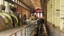 La Cité du Cinéma : Vue intérieure de la Nef avant travaux
