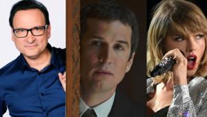 Jean-Marc Généreux, Guillaume Canet et Taylor Swift