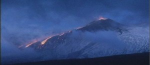 L'Etna en éruption