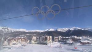 Le 13 heures du 8 février 2015 : Un an après les Jeux, la station de ski de Sotchi reste populaire - 687.574