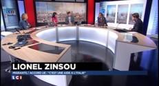 """""""Les passeurs sont des terroristes"""" pour Lionel Zinsou"""
