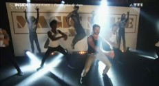 Magic Mike : Channing Tatum et Matt Bomer font hurler les filles