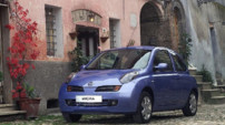 NISSAN Micra 1.4 - 88 Connect Edition A - 2009