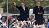Hollande prêt pour le débat télévisé