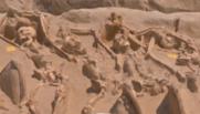80 squelettes ont été exhumés en Grèce