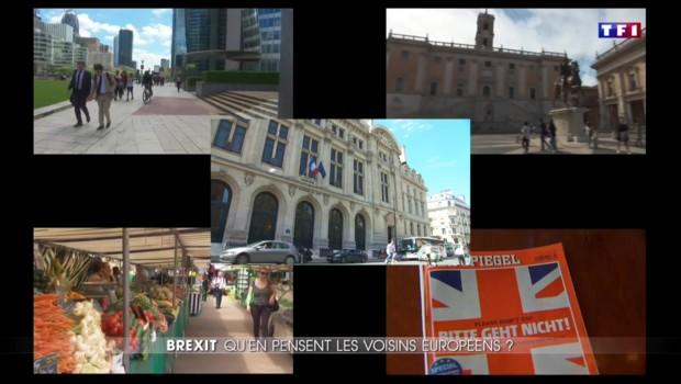 Brexit : l'inquiétude des voisins européens