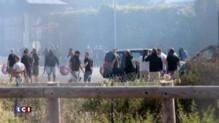 Football : violents affrontements entre supp