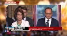 """François Hollande : """"Médecins Sans Frontières remplit une tâche remarquable"""""""