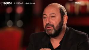 Kad Merad interviewé par Sandrine Quétier