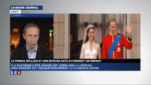 """Kate et William : """"breaking news pour le bébé royal"""""""