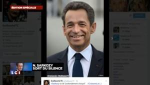 L'interview exceptionnelle de Nicolas Sarkozy: les réactions des réseaux sociaux