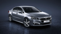 La Peugeot 508 dans sa version restylée disponible en septembre 2014