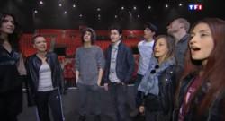 Le 13 heures du 29 mai 2015 : La tournée The Voice 2015 démarre à Amiens, dernières répétitions pour les ex-candidats - 1662
